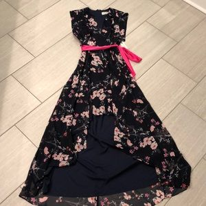 Eliza J high-low dress